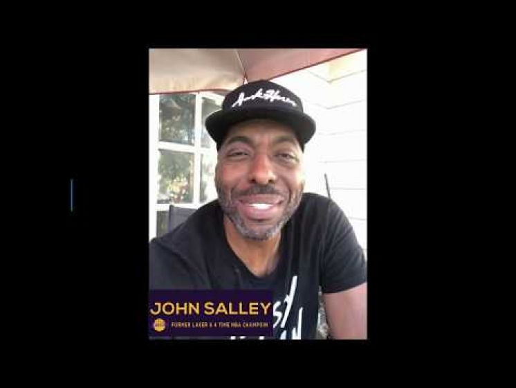 Former NBA Champion and LA Laker John Salley Recommends Malku Institute of Technology