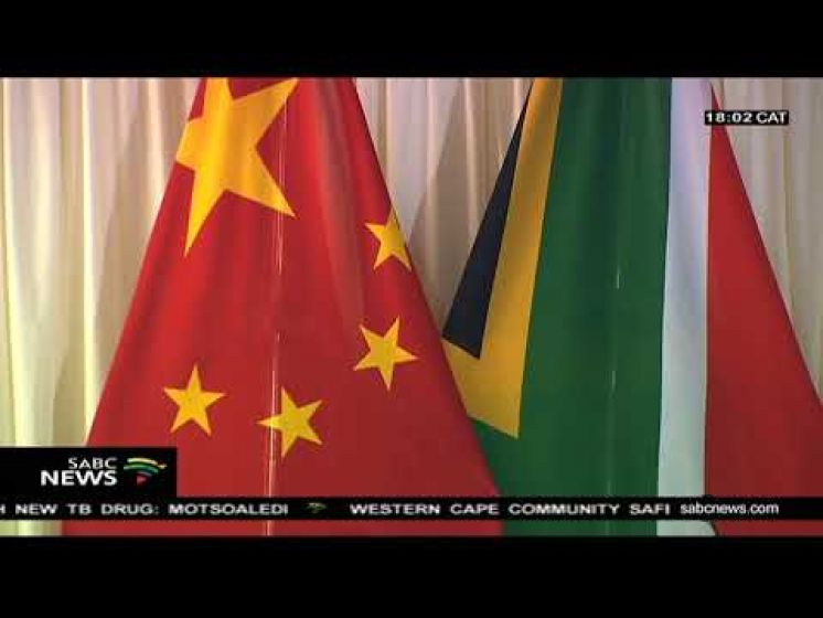China commits over R190-billion to SA's economy