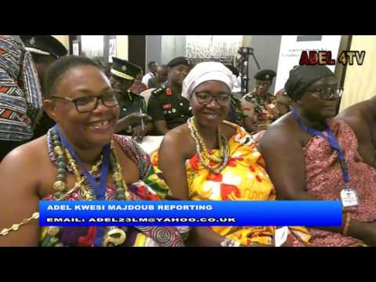 LAUNCH OF THE GHANA OIL AND GAS LICENSING ROUND 2018 BY PRESIDENT AKUFO-ADDO_AKM