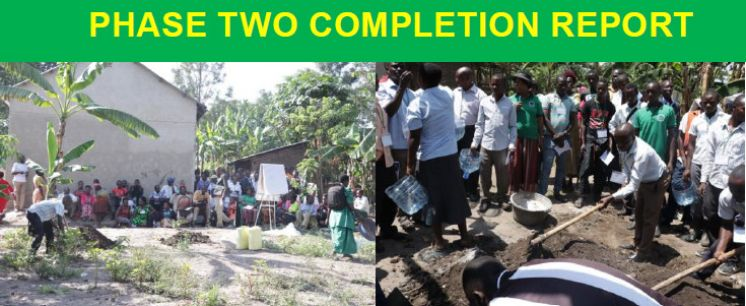 Report: The household economic empowerment project (HEEP)